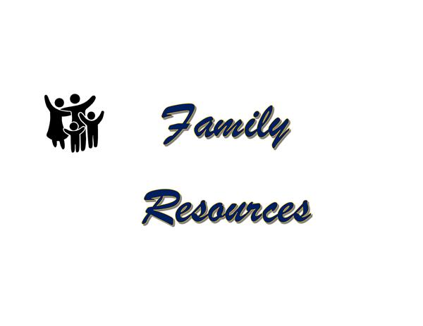 Family Resources / Recursos Familiares