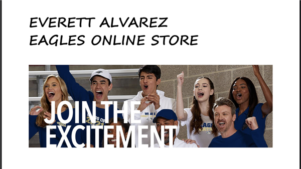 EAHS Online Student Store