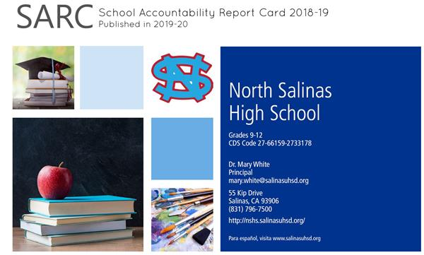 2019-20 School Accountability Report Card