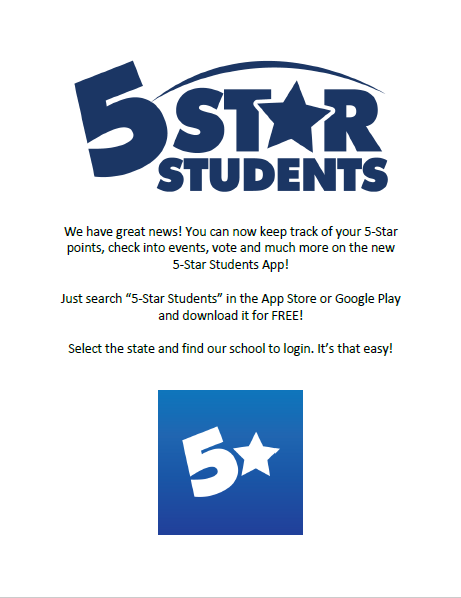 5 Star Students!