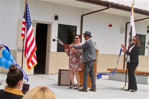 Thank you Salinas community for joining us at the Ribbon Cutting Ceremony of the new CTE Health and Public Service lab!