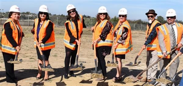 ROP Ground Breaking Ceremony