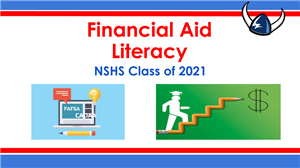 Financial Aid Literacy: Class of 2021