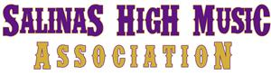 salinas high music association logo