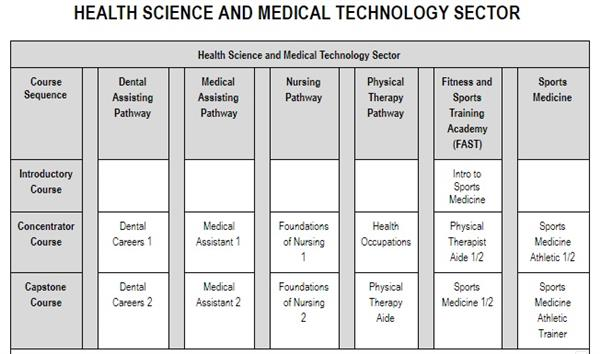Health Science and Medical Technology Sector