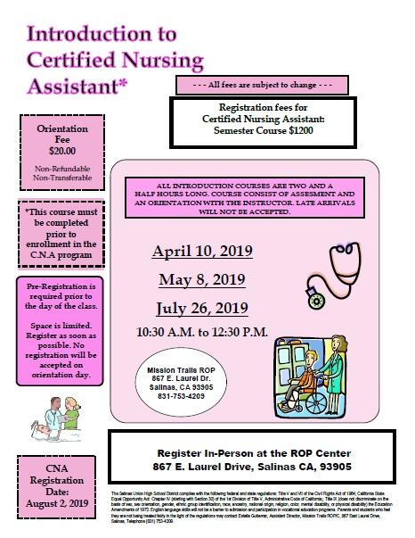 Nursing   Certified Nurse s Assistant (CNA) 2f1d6dac1
