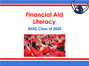 12th Grade Parent Night Financial Aid Literacy