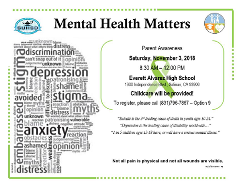 Mental Health Matters (English)