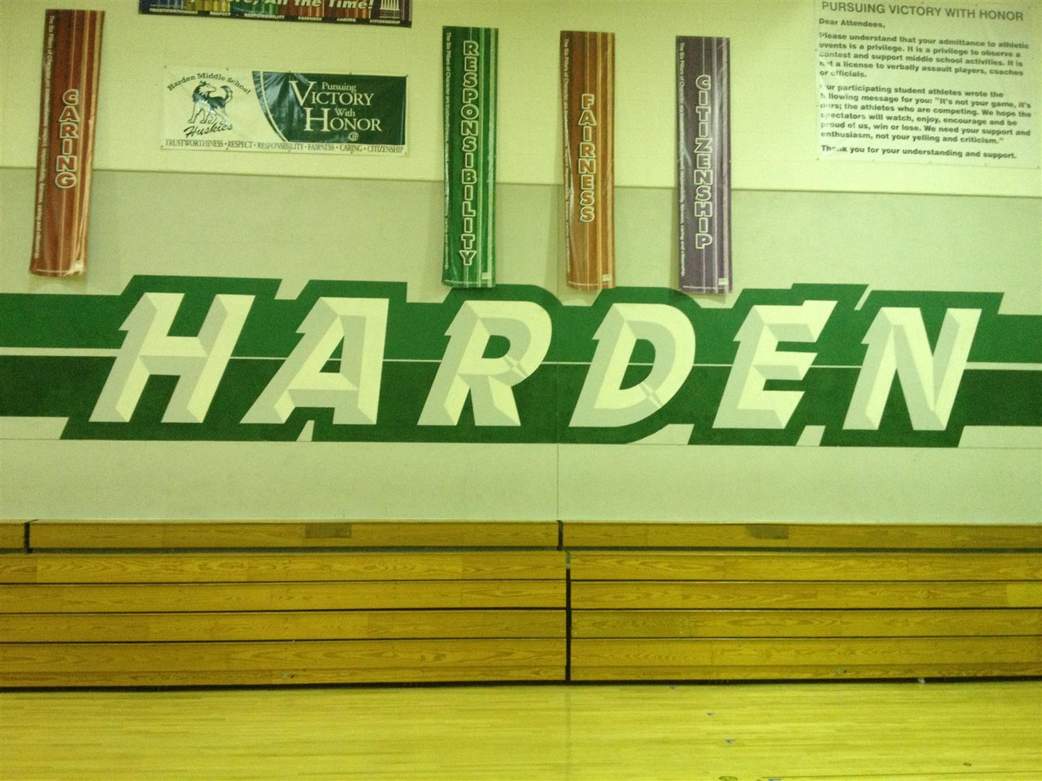Harden Middle School / Homepage